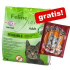 10 kg Porta 21 + 65 g Catessy sticks gratis!