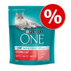 3 kg Purina ONE till SUPERPRIS!