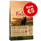 6.5kg Purizon Dry Cat Food - €5 Off!*