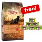 6.5kg Purizon Dry Cat Food + 6 x 85g Cosma Original Tuna Free!*