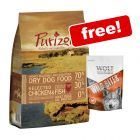 1kg Purizon Dry Dog Food + 180g Wolf of Wilderness Wild Bites Free!*