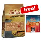 1kg Purizon Dry Dog Food + 250g Rocco Chings Chicken Breast Strips Free!*