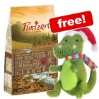 12kg Purizon Grain-Free Dry Dog Food + Christmas T-Rex Dog Toy Free!*