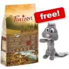 12kg Purizon Grain-Free Dry Dog Food + Crazy Squirrel Dog Toy Free!*