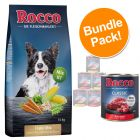 10kg Rocco Flake Mix + 6 x 800g Rocco Classic Mixed Pack - Special Price!*