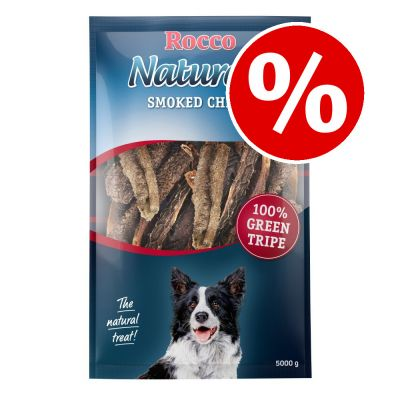 5kg Rocco Green Beef Tripe Dog Snacks - Special Price!*
