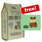 12kg Simpsons Premium Dry Dog Food + Spike Dog Placemat Free!*