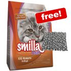 4kg Smilla Dry Cat Food + Pawty Fleece Blanket Free!*