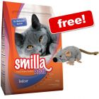 4kg Smilla Dry Cat Food - Plush Mouse with Catnip Toy Free!*