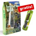 7 kg Taste of the Wild + Cosma Snackies gratis!