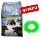 6 kg Taste of the Wild + kółko TPR gratis!