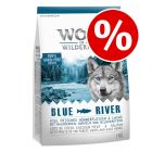 1kg Wolf of Wilderness Dry Dog Food + 1kg Half Price!*