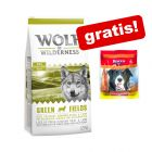 12 kg Wolf of Wilderness + Rocco Chings besplatno!