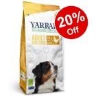 10/15kg Yarrah Organic Dry Dog Food - 20% Off!*
