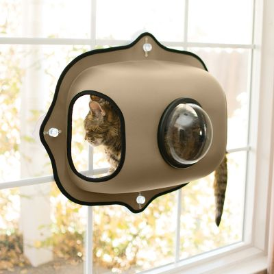 K&H EZ Mount Bubble Pod Window Bed