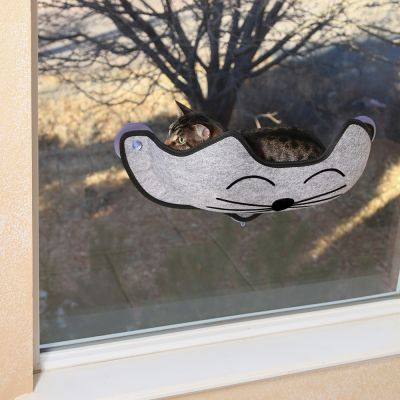 K&H EZ Mount KittyFace Window Bed
