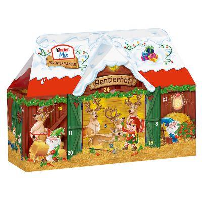 kinder Mix Adventskalender 3D Haus zu TOP Preisen | bitiba ...