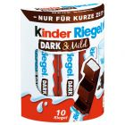kinder Riegel 10er Dark & Mild