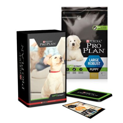 Kit chiot PURINA PRO PLAN Large Robust Puppy