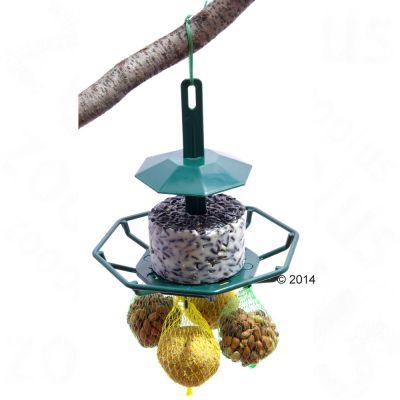 Nourriture pour oiseaux sauvages - À prix avantageux chez zooplus ... cec86bb17c34