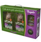 Kit Ultima Esterilizado Adult para gatos