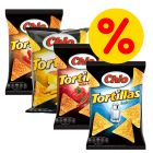 1-Klick Paket: Chio Tortillas Mix