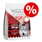 Kokeile nyt: 1 kg Wolf of Wilderness Adult