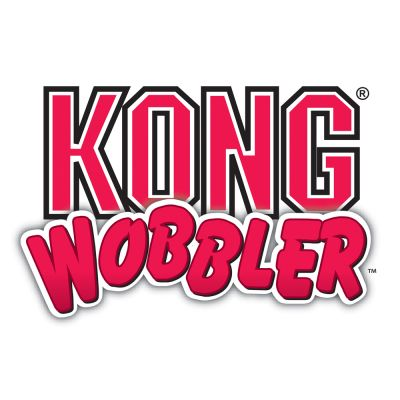 KONG Wobbler Dog Toy