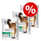 20% korting op 3 x 750 g Perfect Fit Droogvoer