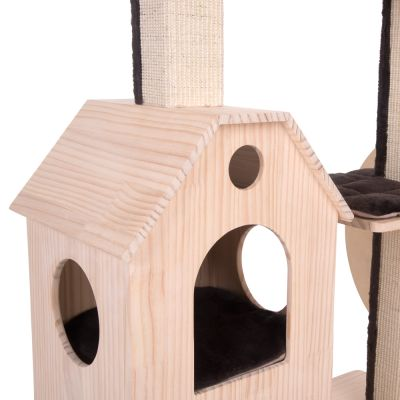 Kratzbaum Kitty's Playhouse