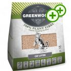 8l Greenwoods Natural Clumping Litter - Double Points!*