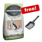 30l Greenwoods Natural Clumping Litter + Litter Scoop Free!*