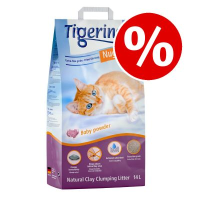14l Tigerino Nuggies Cat Litter - Special Price!*