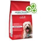 Large Bags Arden Grange Dry Dog Food - Triple Points!