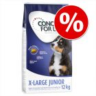 Large Bags of Concept for Life Dry Dog Food - 1.5kg/3kg Free!*