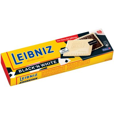 Leibniz Black And White