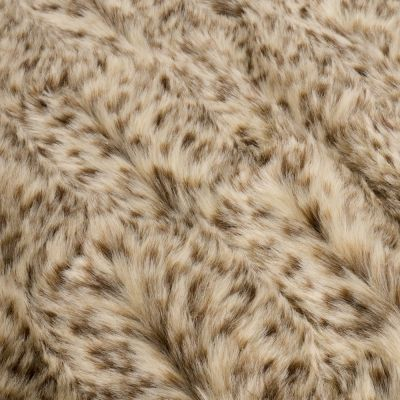 Leo Fleece Blanket - Leopard Print