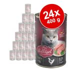 Leonardo All Meat 24 x 400 g - Pack Ahorro