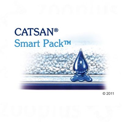 Lettiera igienica Catsan Smart Pack