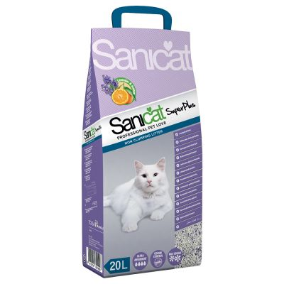 Lettiera Sanicat Superplus