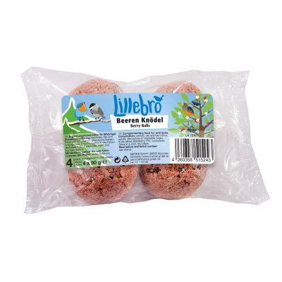 Lillebro Boules de graisses avec baies - Nourriture pour oiseaux ... 41cd7f912742