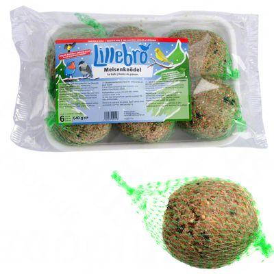 Lillebro - Boules de graisse pour oiseaux sauvages - zooplus 91263f2b6345