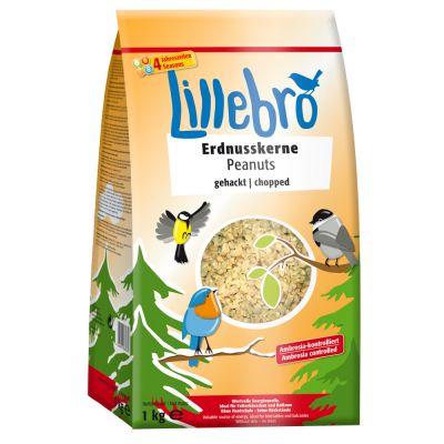 Graines d arachide concassées Lillebro - Nourriture pour oiseaux ... 1ec0fe21ce22