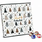 Lindt Mini-Adventskalender Black & White