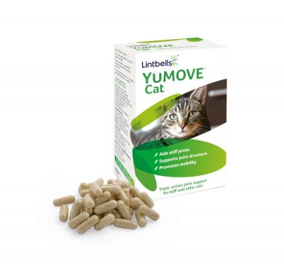 Lintbells YuMOVE Cat Supplement
