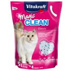 Litière de silice Vitakraft Magic Clean pour chat