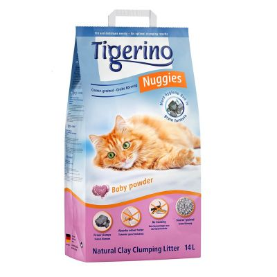 Tigerino Nuggies Gros Grains Litiere Pour Chat Zooplus