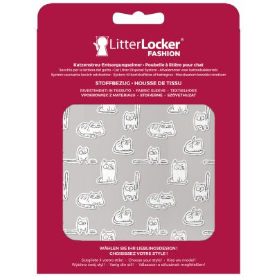 LitterLocker® Fashion Cat Litter Bin