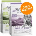 Little Wolf of Wilderness Junior - gemischtes Probierpaket (2 x 1 kg)