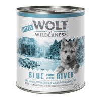 Little Wolf of Wilderness Junior, 6 x 800 g